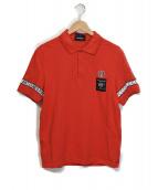 ()の古着「ポロシャツ」|レッド