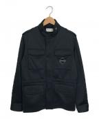 F.C.R.B.×NIKE(エフシーリアルブリストル×ナイキ)の古着「M-65ジャケット」|ブラック