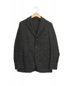 THE GIGI(ザ・ジジ)の古着「テーラードジャケット」|ブラック