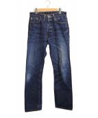 DENIME(ドゥニーム)の古着「デニムパンツ」|インディゴ