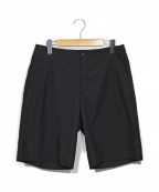 HOUDINI(フーディニ)の古着「Weather Shorts/ウェザーショーツ」|ブラック