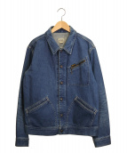 PHERROWS(フェローズ)の古着「491B デニムジャケット」|インディゴ