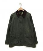 Barbour()の古着「SL BEDALE オイルドジャケット」 オリーブ