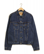 RRL(ダブルアールエル)の古着「3rd Edition Denim Jacket」 インディゴ