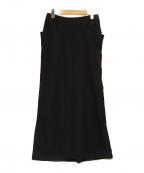 Y's(ワイズ)の古着「ロングスカート」|ブラウン