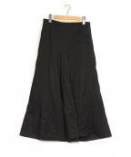 Y's(ワイズ)の古着「スカート」|ブラック