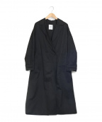1er Arrondissement(プルミエ アロンディスモン)の古着「コート」|ブラック