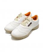 adidas by stella McCartney(アディダスバイステラマッカートニー)の古着「ゴルフシューズ」|ホワイト