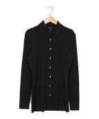 GUCCI(グッチ)の古着「ニットジャケット」|ブラック