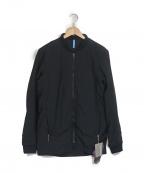 HOUDINI(フーディニ)の古着「中綿ジャケット」|ブラック