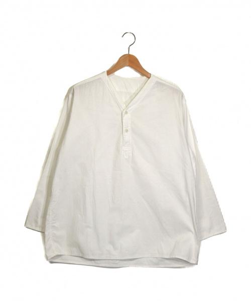 ロシア軍(ロシアグン)ロシア軍 (ロシアグン) 【古着】スリーピングシャツ ホワイト サイズ:50 ロシアンアーミーの古着・服飾アイテム