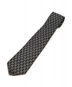 GUCCI(グッチ)の古着「GG柄ネクタイ」|ブラック