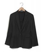 theory luxe(セオリーリュクス)の古着「1Bジャケット」|ブラック