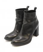 SARTORE(サルトル)の古着「サイドジップブーツ」|ブラック