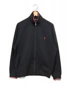 POLO SPORT(ポロスポーツ)の古着「トラックジャケット」|ブラック