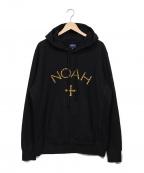Noah(ノア)の古着「CHEETAH CORE LOGO/チター コア ロゴ」 ブラック