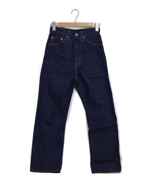 LEVIS VINTAGE CLOTHING(リーバイスヴィンテージクロージング)LEVIS VINTAGE CLOTHING (リーバイスヴィンテージクロージング) セルビッチハイウエストデニムパンツ インディゴ サイズ:66cm (W26) LVCの古着・服飾アイテム
