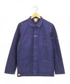 LA MARINE FRANCAISE(マリンフランセーズ)の古着「カバーオール」|ブルー