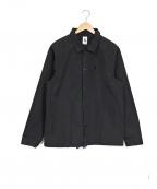 NikeLab(ナイキラボ)の古着「コーチジャケット」 ブラック