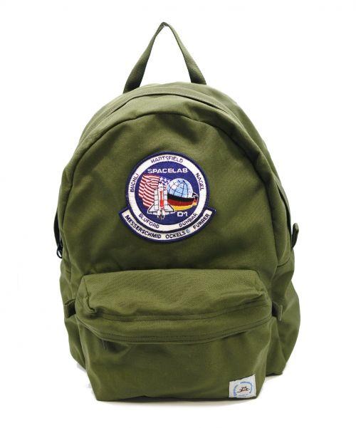 Epperson Mountaineering(エパーソンマウンテニアリング)Epperson Mountaineering (エパーソンマウンテニアリング) 別注NASAパッチバックパック オリーブの古着・服飾アイテム