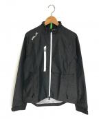 RLX RALPH LAUREN(アールエルエックスラルフローレン)の古着「ジップジャケット」|グレー