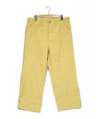 LEVIS VINTAGE CLOTHING(リーバイスヴィンテージクロージング)の古着「HOMERUN CHINO パンツ」|イエロー