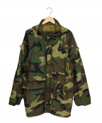 US ARMY(ユーエスアーミー)の古着「2G ECWCS PARKA ウッドランドカモパーカー」|オリーブ