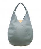 ECCO(エコー)の古着「Linnea Small Hobo Bag バッグ」 スカイブルー