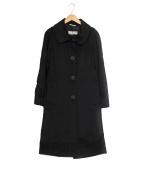 MaxMara()の古着「ウールコート」|ブラック