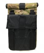 MISSION WORKSHOP(ミッションワークショップ)の古着「カスタムショルダーバッグ」 カーキ