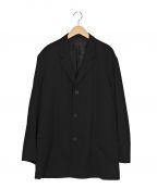 Y's for men(ワイズフォーメン)の古着「3Bジャケット」|ブラック