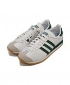 adidas()の古着「カントリーOG」|グリーン×ホワイト