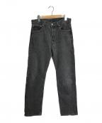 LEVIS()の古着「501 デニムパンツ」|グレー