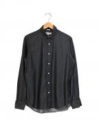 INDIVIDUALIZED SHIRTS(インディビジュアライズドシャツ)の古着「シャツ」|グレー