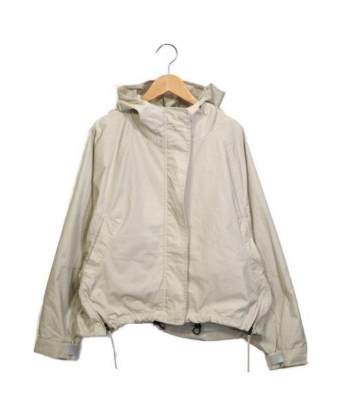 nota(ノータ)nota (ノータ) 変形マウンテンパーカー アイボリー サイズ:下記参照の古着・服飾アイテム