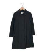J.PRESS(ジェイプレス)の古着「80/2ソロテックス ステンカラー コート」|ネイビー