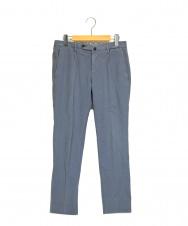 PT01 (ピーティーゼロウーノ) スーパースリムフィットタックパンツ ネイビー サイズ:44 super slim fit
