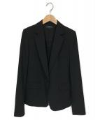 ()の古着「テーラードジャケット」|ブラック