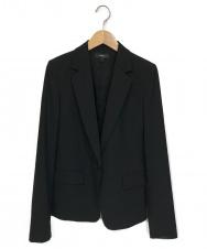 theory (セオリー) テーラードジャケット ブラック Tailor Gabe N