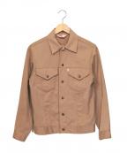 LEVI'S(リーバイス)の古着「70's コットンツイルトラッカージャケット」|ベージュ