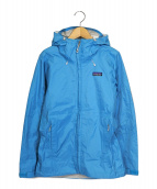 ()の古着「トレントシェルジャケット」 ブルー