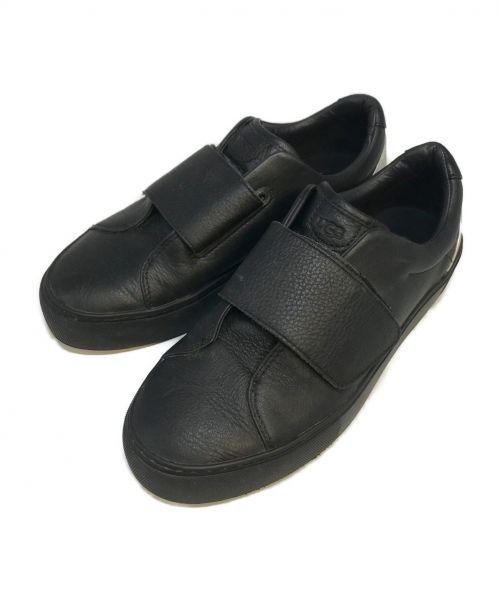 UGG(アグ)UGG (アグ) NERI ベルクロスニーカー ブラック サイズ:24の古着・服飾アイテム