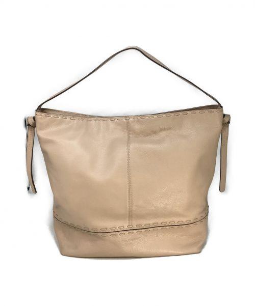 COLE HAAN(コールハーン)COLE HAAN (コールハーン) セミショルダーバッグ ベージュ サイズ:下記参照の古着・服飾アイテム