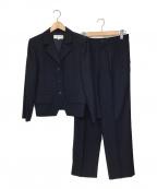 Yves Saint Laurent(イヴサンローラン)の古着「セットアップスーツ」|ネイビー