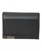 TUMI(トゥミ)の古着「ALPHA SLG カードケース」 ブラック
