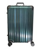 ()の古着「スーツケース」|ダークグリーン