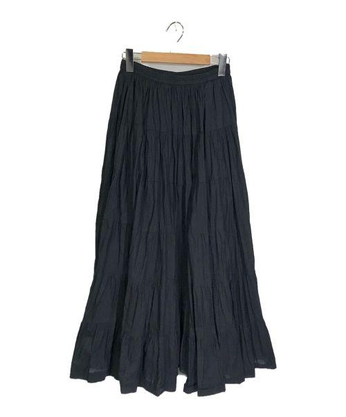 MARIHA(マリハ)MARIHA (マリハ) 草原の虹のスカート ブラック サイズ:Fの古着・服飾アイテム