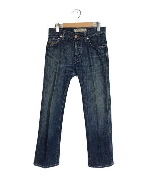 JACOB COHEN(ヤコブコーエン)JACOB COHEN (ヤコブコーエン) ストレートパンツ ブルー サイズ:29の古着・服飾アイテム