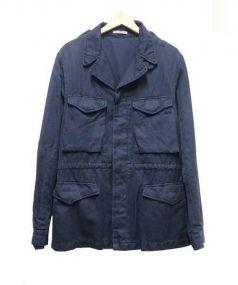 ts(s)×BOGLIOLI(ティーエスエス×ボリオリ)の古着「ミリタリージャケット」|ネイビー