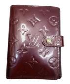 LOUIS VUITTON(ルイ・ヴィトン)の古着「手帳カバー」|パープル